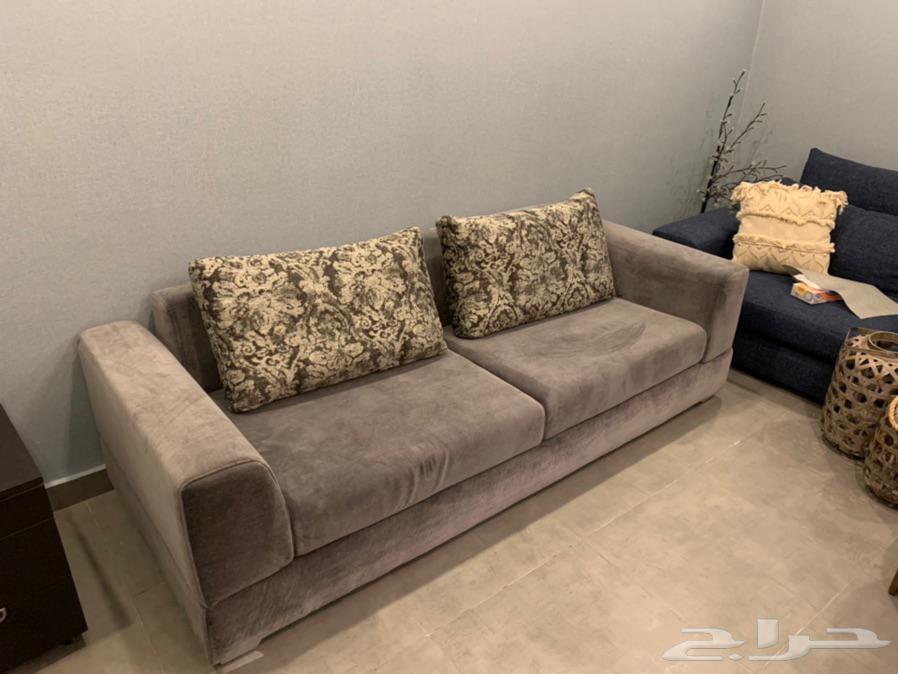 drawer and sofa اثاث للبيع كنبه درج مكتبي