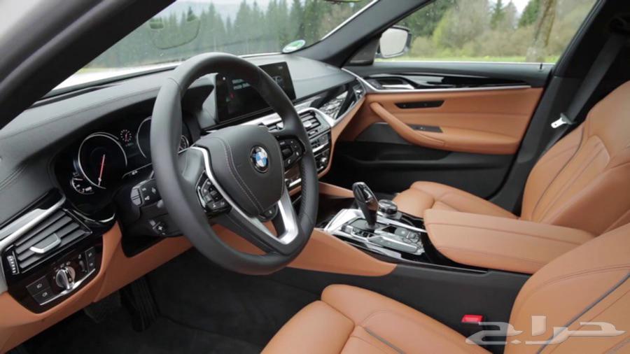 BMW 2018 730 اعلى مواصفات
