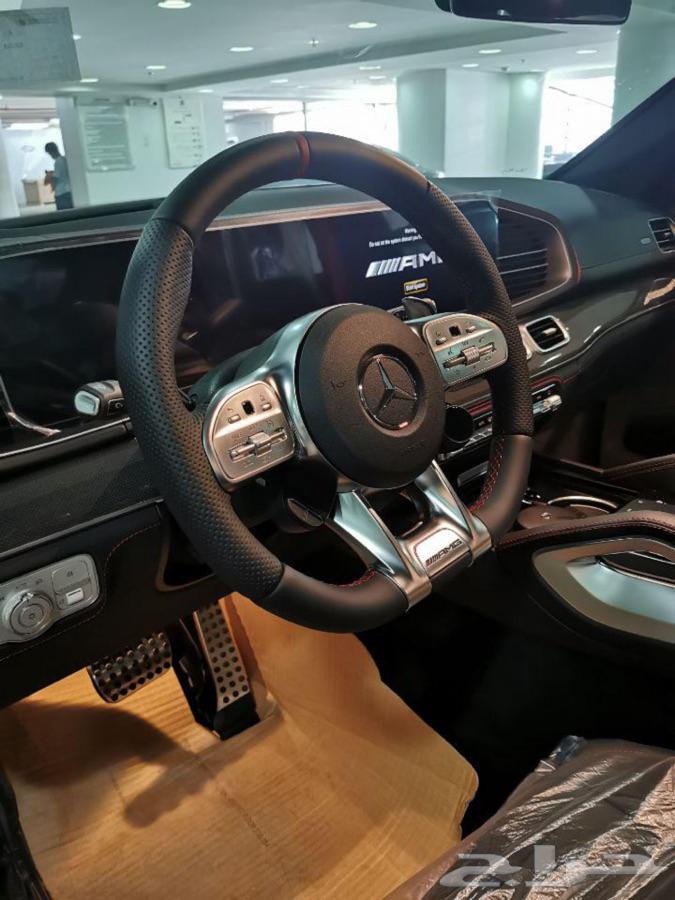 مرسيدس GLE 53 AMG جفالي ((افضل سعر))