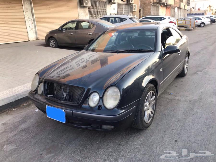 مرسيدس 1998 CLK 320 W208