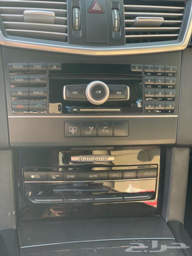 مرسيدس E300   AVANT-GARDE 2011