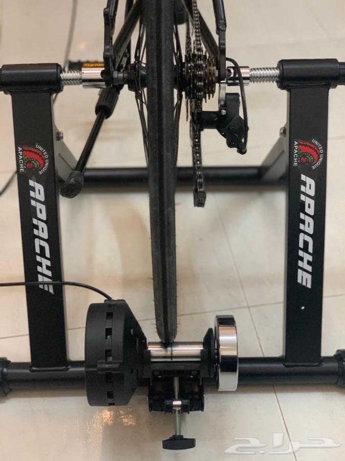 هوم ترينر دراجه home trainer for bike