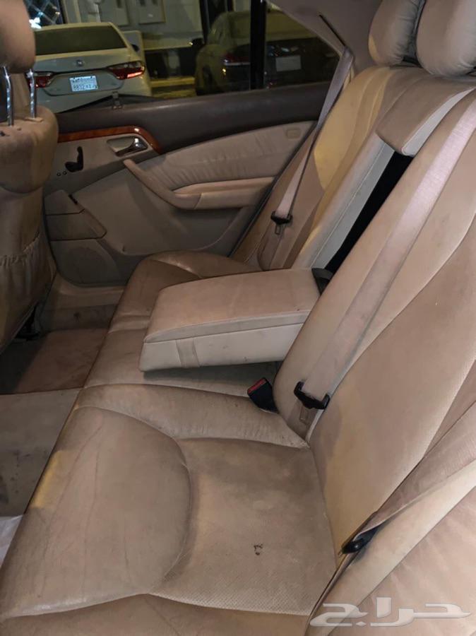 مرسيدس 2002 للبيع