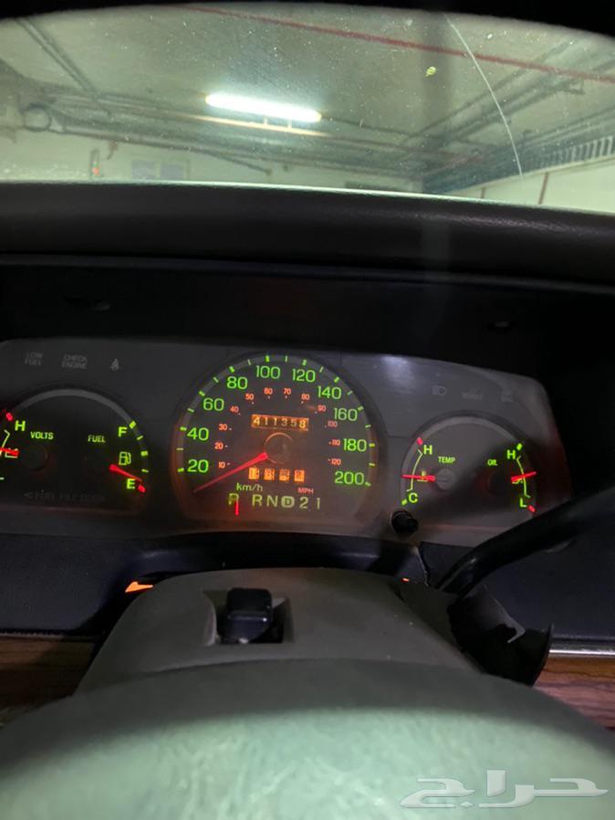 فورد فكتوريا 2002 سعودي