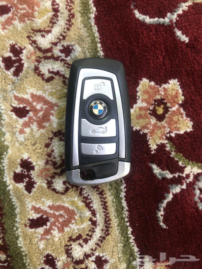 للبيع مفتاح بي ام 740 2009