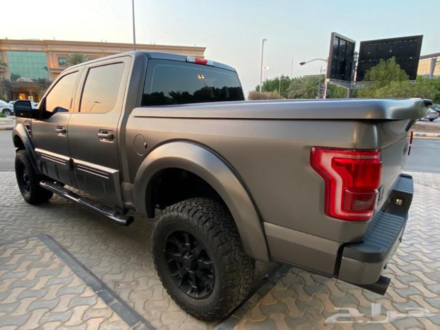فورد اف 150 Ford black ops 2017