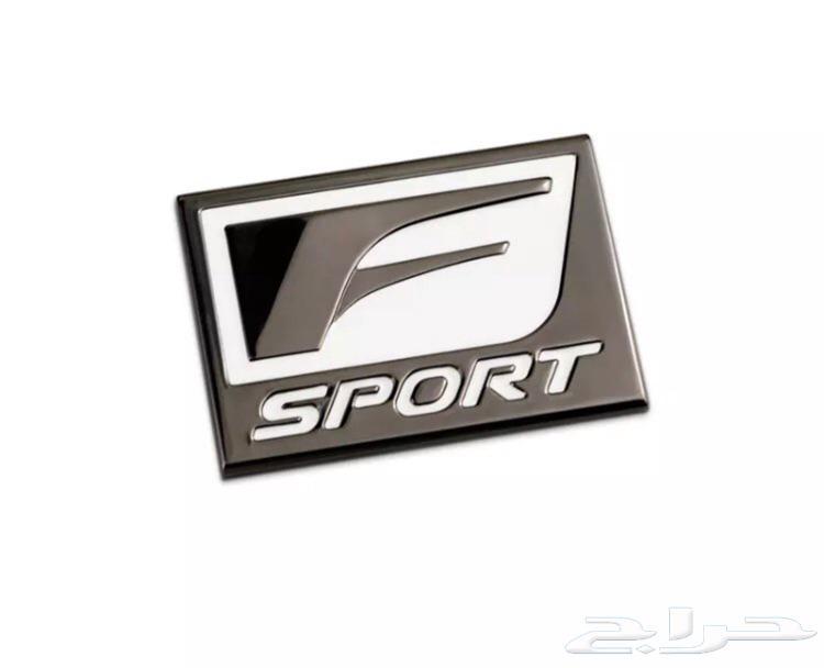 f sport logo