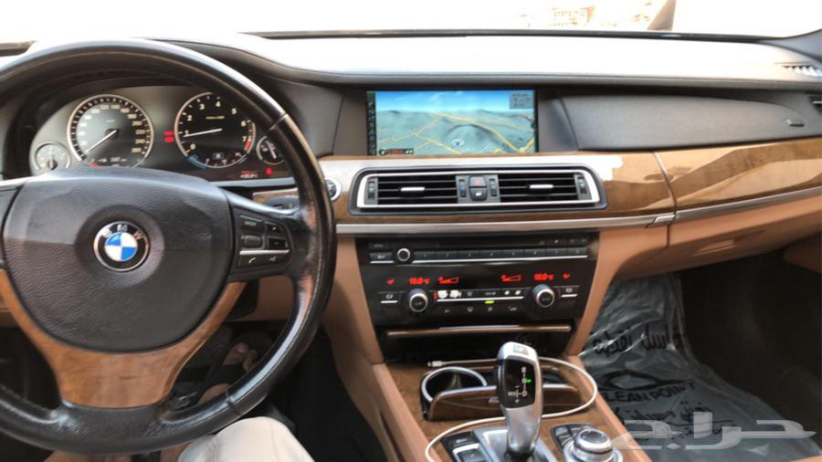 6 سرندل BMW730 نرغب في البدل بسياره عائليه او البيع