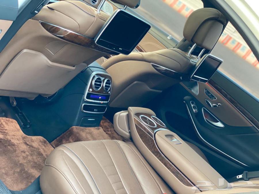 مرسيدس 2016 للبيع S400