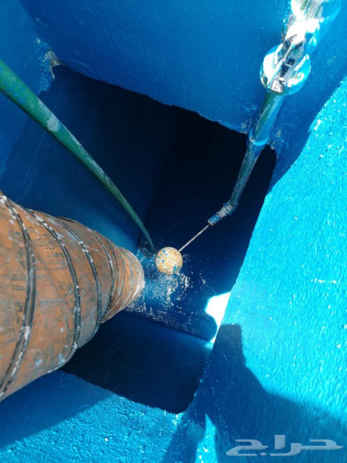 كشف تسربات المياه الكترونيا حل ارتفاع فاتورة المياه