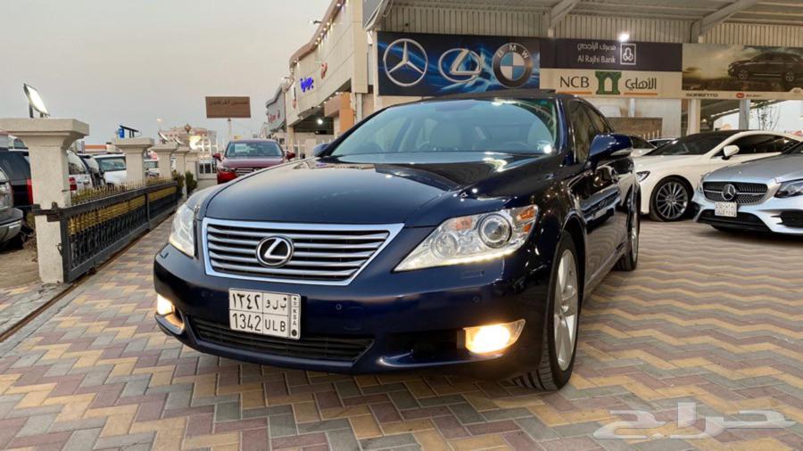 لكزس Ls460 2012