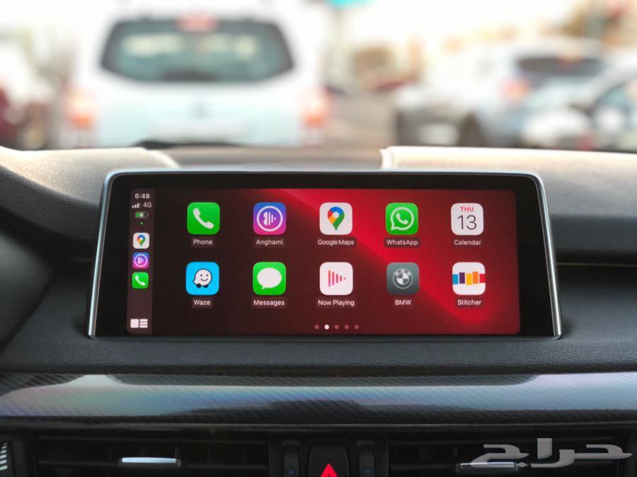 برمجة جميع مميزات بي ام دبليو CarPlay Mini خرائط 2021