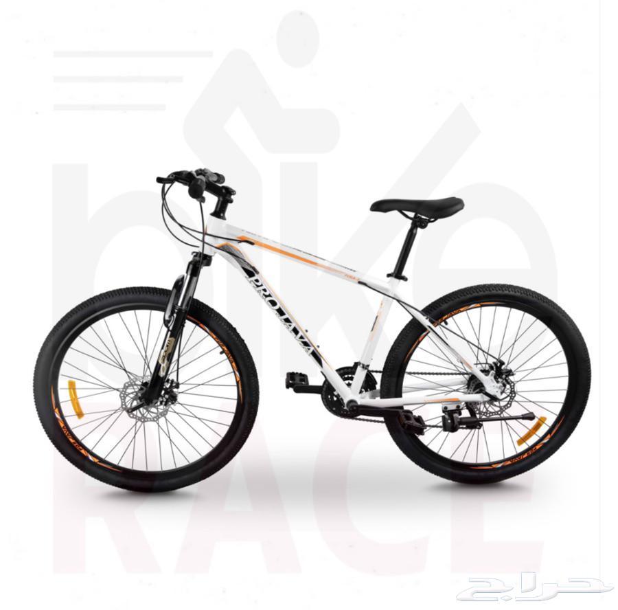 دراجة رياضية نوع جبلي مناسب جميع الطرقات