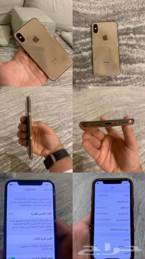 ايفون xs 512GB