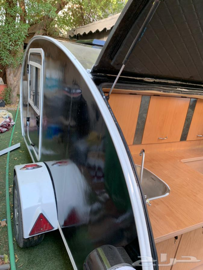 كرفان caravan caretta غرفه نوم