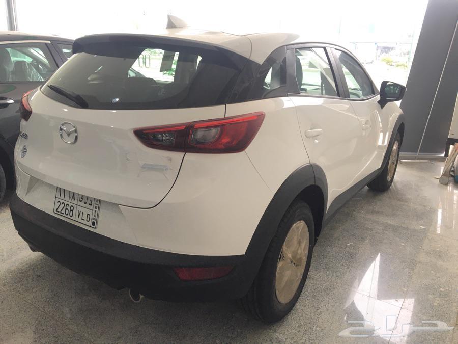 مازدا CX3 جيب 2020 ( ملوح )