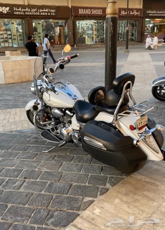 دباب ياماها - Yamaha 1900cc - منافس شرس - لسوزوكي بوليفارد