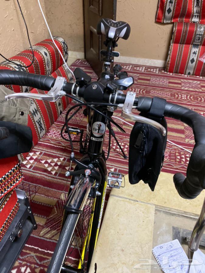 دراجه رود شيمانو رالي للبيع