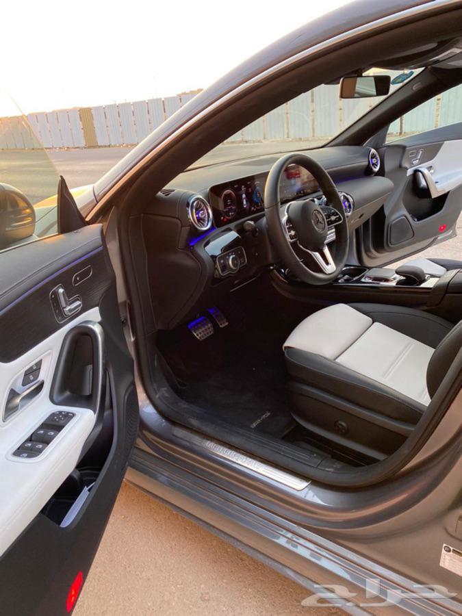 MERCEDES BENZ CLA 250 2020