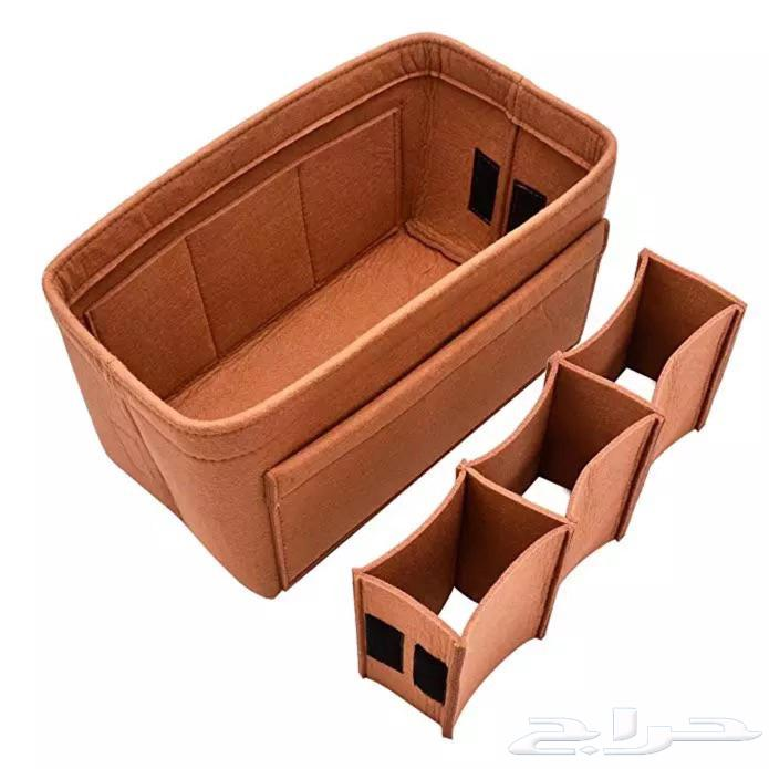منظم شنطة الحقيبة
