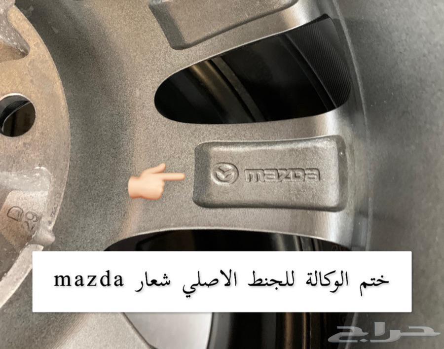 جنوط مازدا 3 موديل 2016 مقاس 16 اصلي