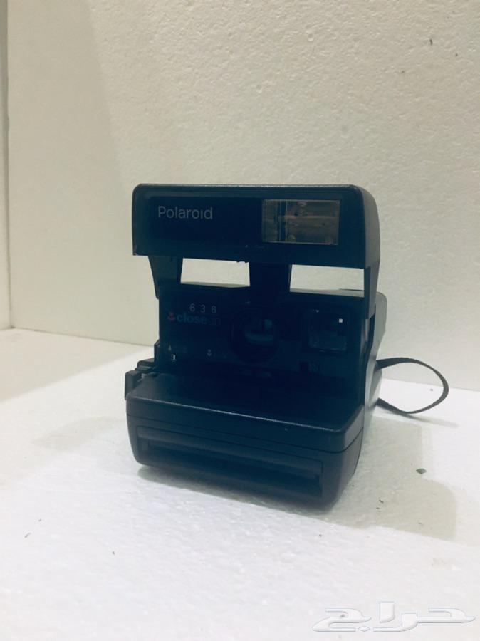 كاميرا بولارايد قديمة