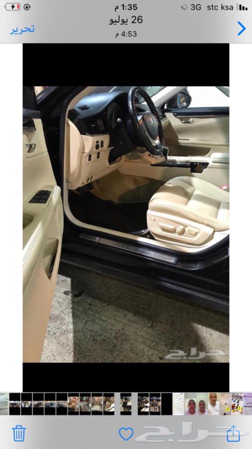 سياره لكزز موديل 2013Ls حجم 250