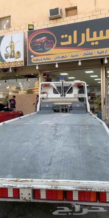 شاب سعودي عندي سطحه لنقل السيارات محتاج دعمكم