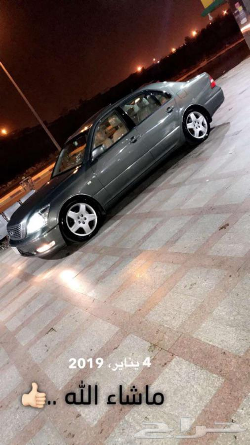 لكزس 2005 سعودي