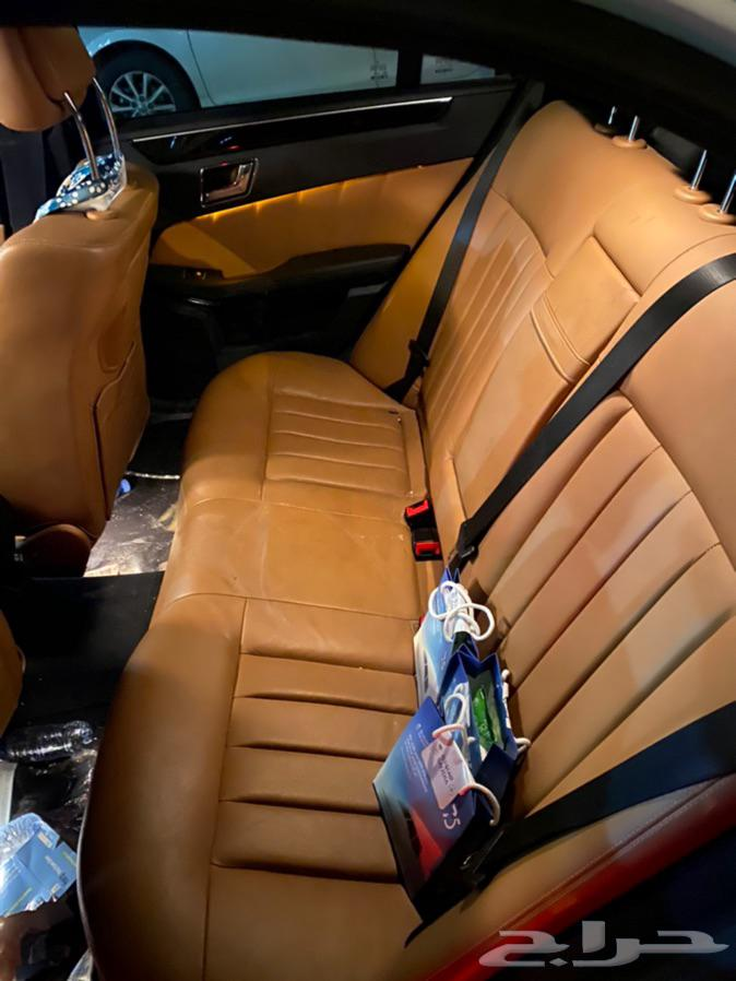 مرسيدس E550 تم البيع