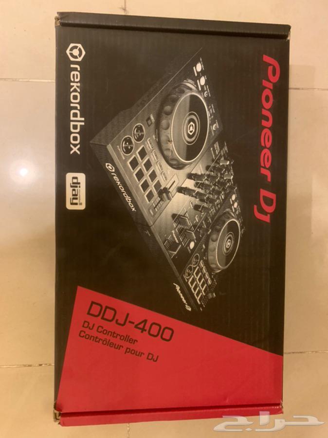 Pioneer DDJ-400 Controller بايونير دي جي