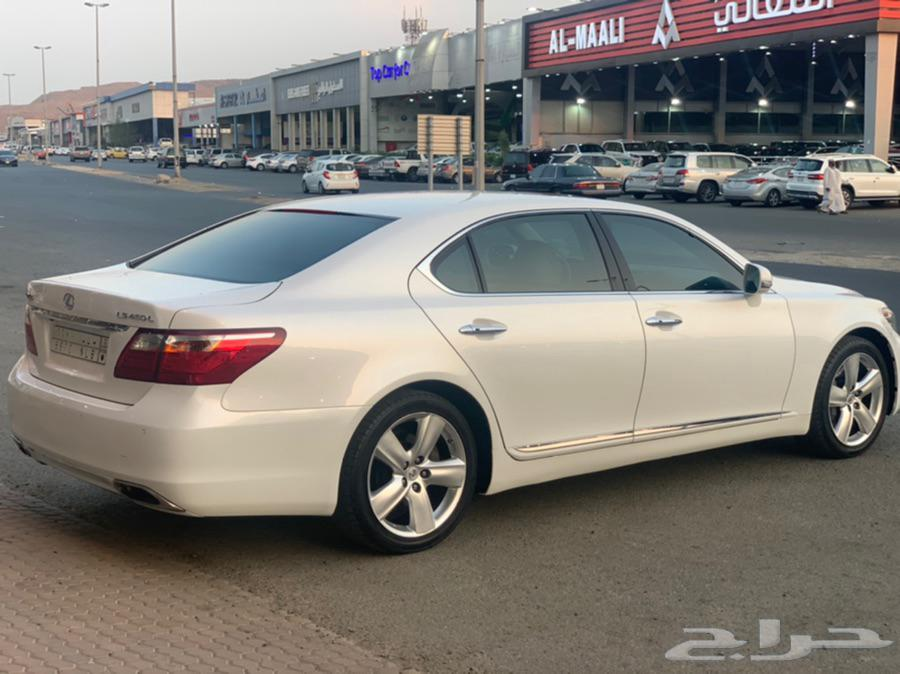 لكزس LS 460 L 2010 سعودي