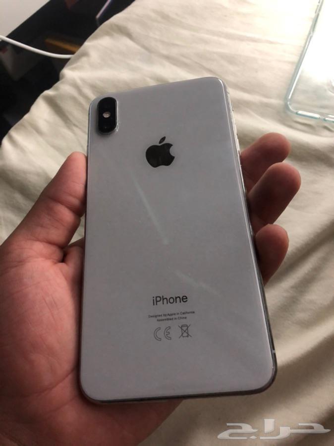 ايفون اكس ماكس Iphone xs max 256GB