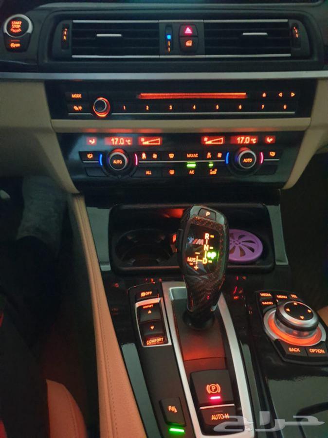 bmw 520 2013 - طلبية خاصة