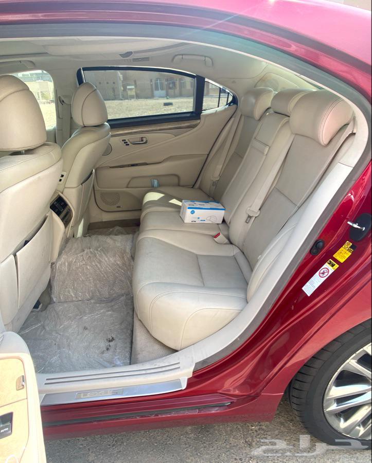 لكزس لارج Lexus LS460L