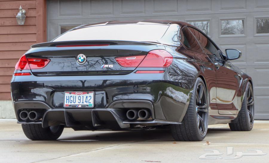 يايات ايباخ للبي ام الفئة السادسة BMW Eibach