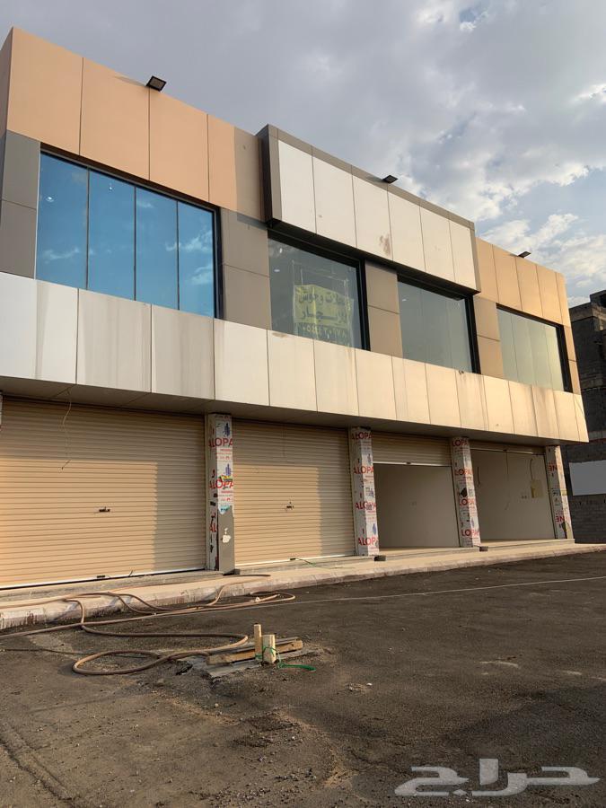 محلات للايجار شوران طريق الجامعات حي النبلاء