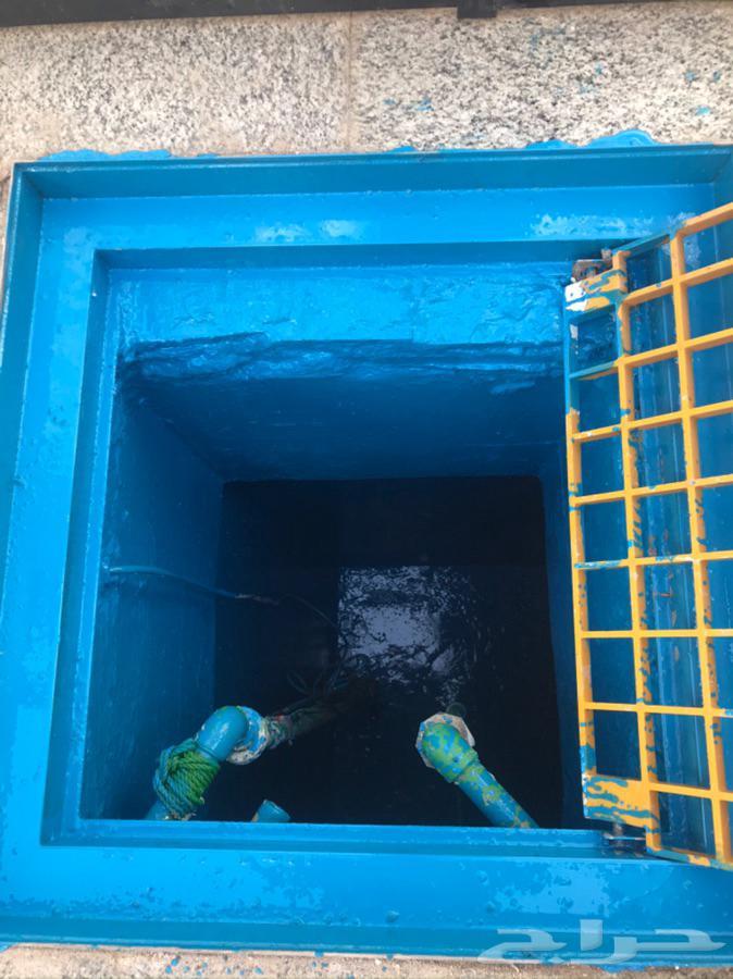 كشف تسربات المياه وحل ارتفاع فاتوره المياه معتمدين الضمان