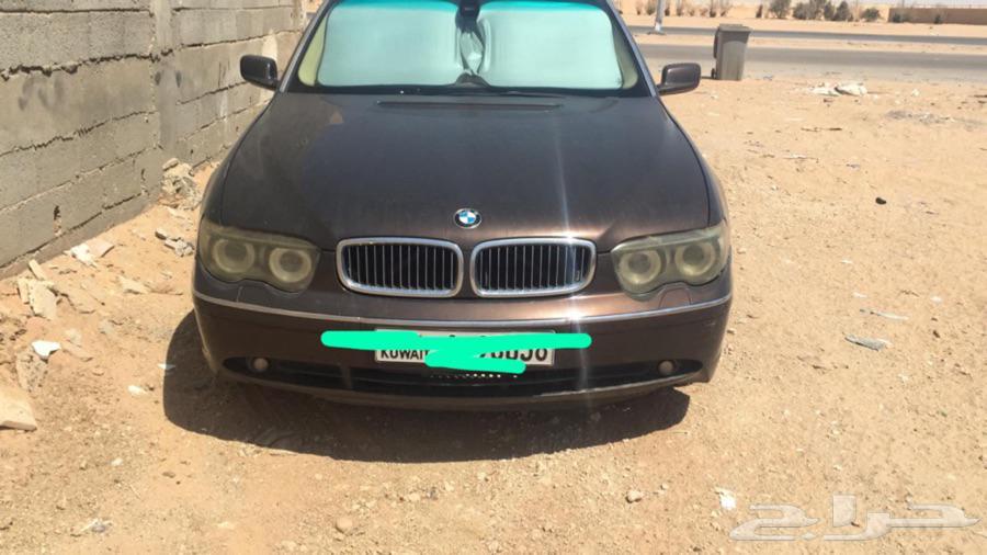 BMW 2004 730
