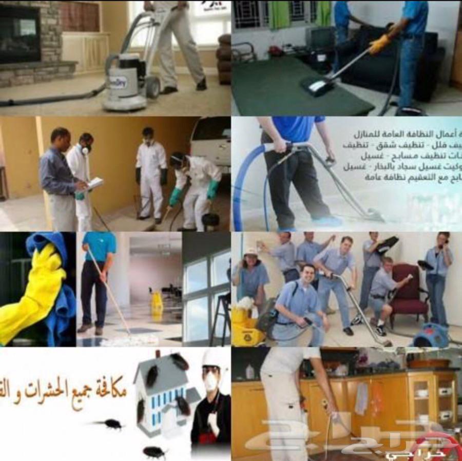 الباحة - شركة السلام كلين لنظافة العامة