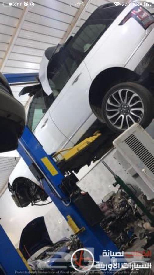 مركز صيانة سيارات اوربيه والمانيه