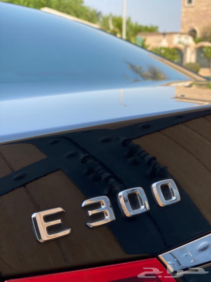 مرسيدس بنز E300 2013 فل كامل وكالة ( تم البيع ).