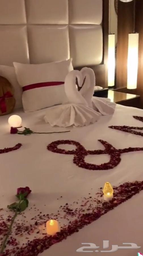 منسقه فنادق وغرف نوم وشاليهات