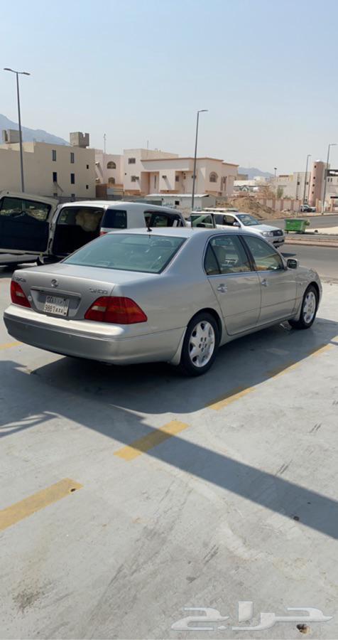 لكزس 2003 سعودي