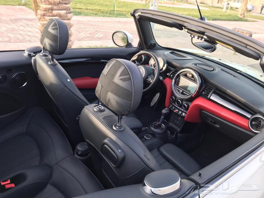 ميني كوبر S فل كامل 2018  تم البيع