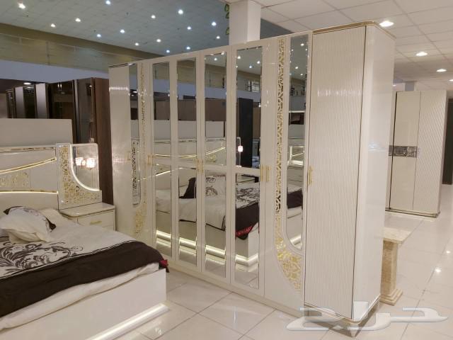 غرف نوم عصريه وراقيه جديدة بالكرتون