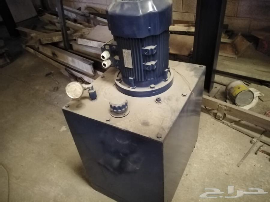 مصنع اسفنج متكامل ( خط انتاج كامل)