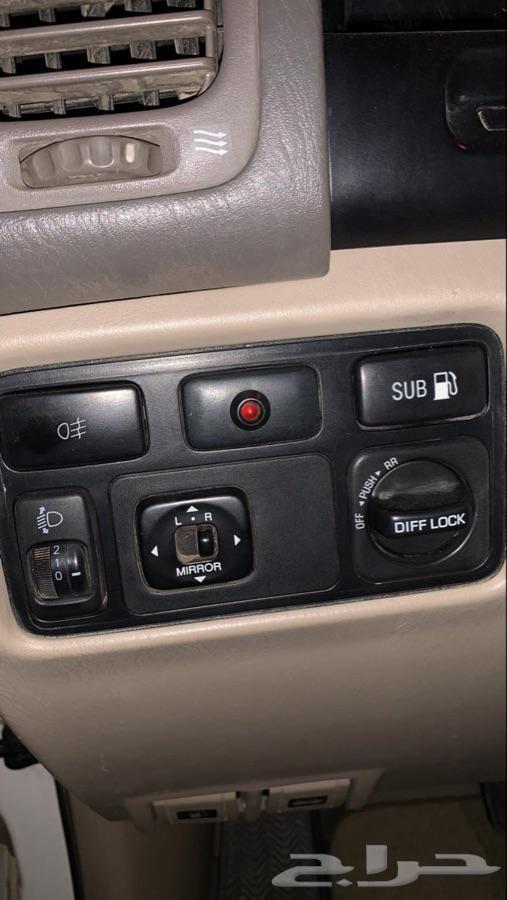 للبيع جيب 2007GXR محول الى GXفل كامل