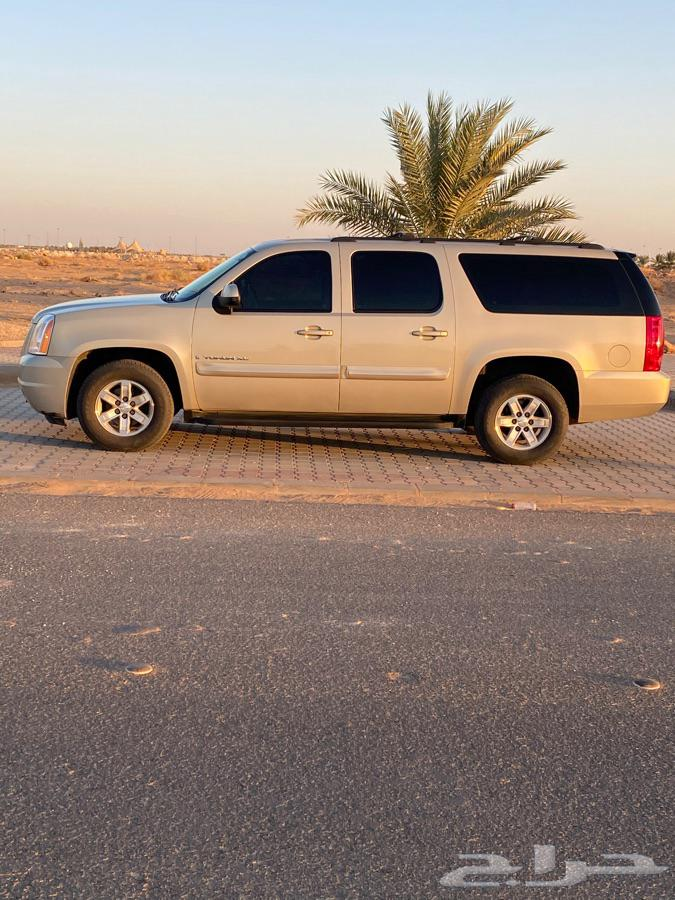 يوكن XL 2009 ماشي 126 الف