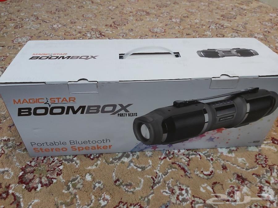 سماعة بلوتوث boombox صوت عالي